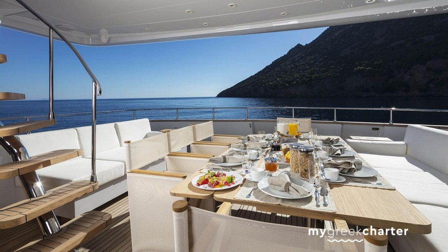 SOLE DI MARE yacht image # 11