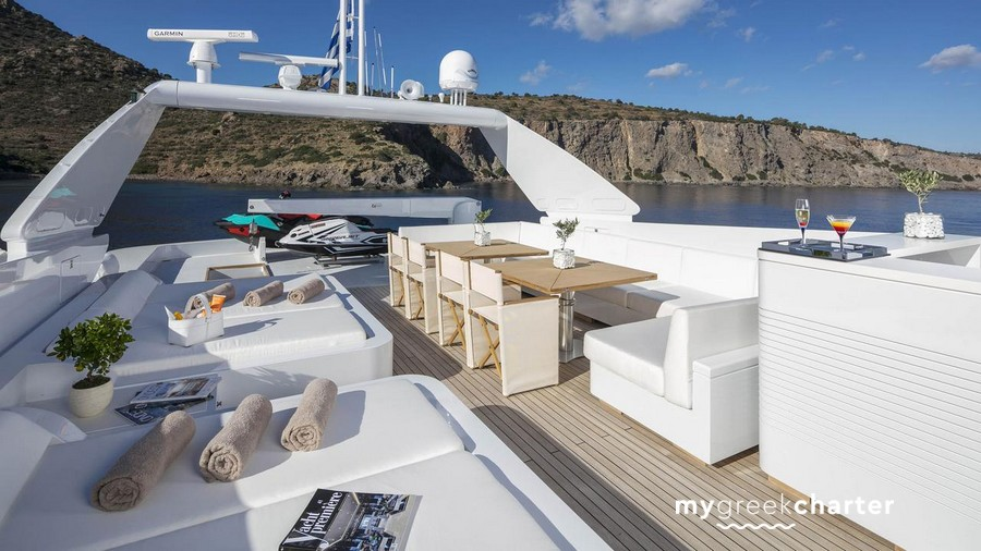 Image of SOLE DI MARE yacht #32