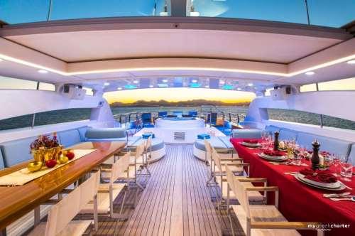 GRAND OCEAN | my Greek Yacht Charter
