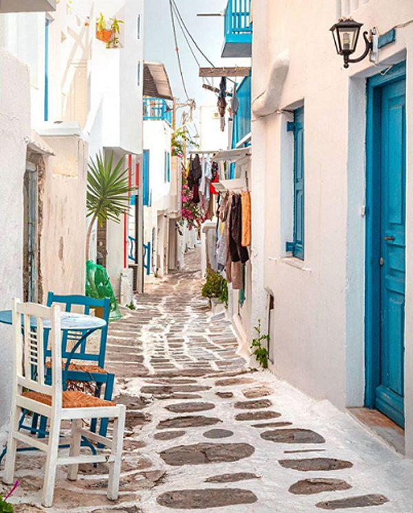 Mykonos, Photo by: topgreecephoto (Source: Instagram)