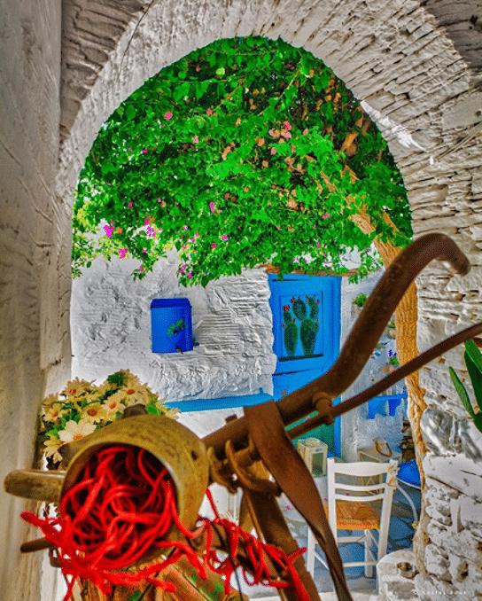 Ano Syros, Photo by: kostasboukou (Source: Instagram)