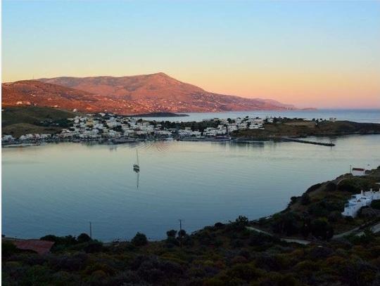 Gavrio Port Andros