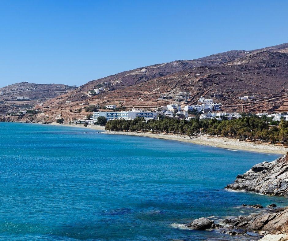 West Coast Tinos