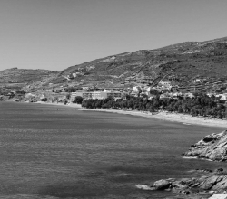 West Coast Anchorages Tinos
