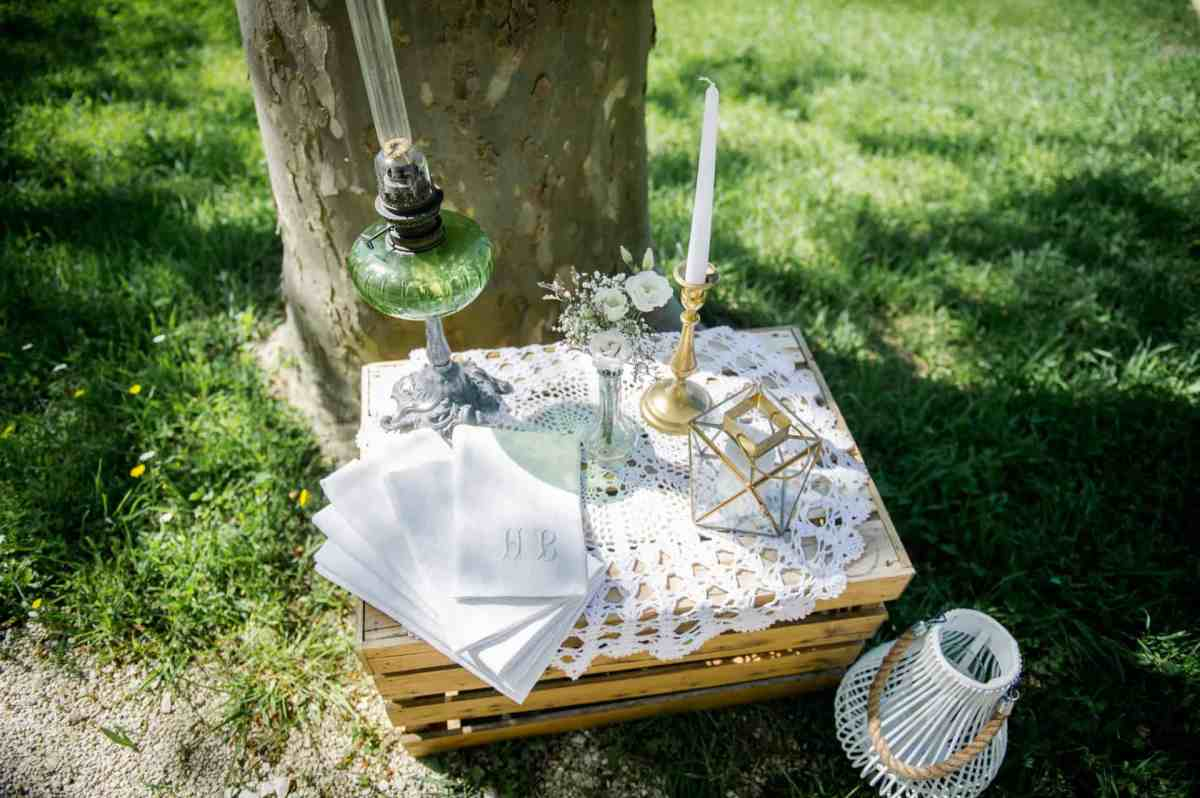 Deco mariage vintage chinee My Green Event