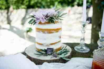 Wedding cake vegan My Green Event