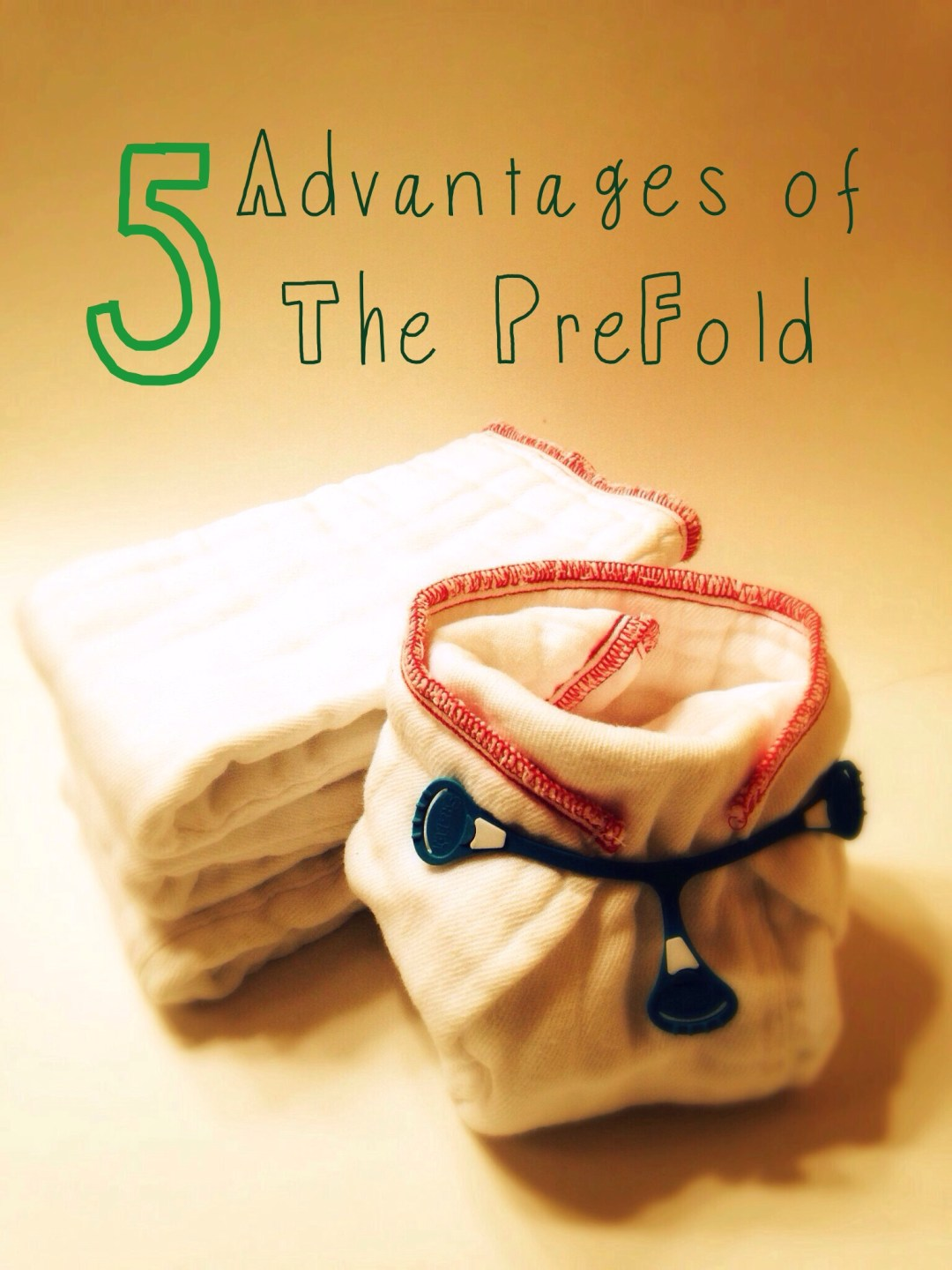 Prefold Cloth Diapers