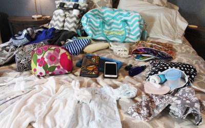 Hospital Bag Checklist For Natural Moms!