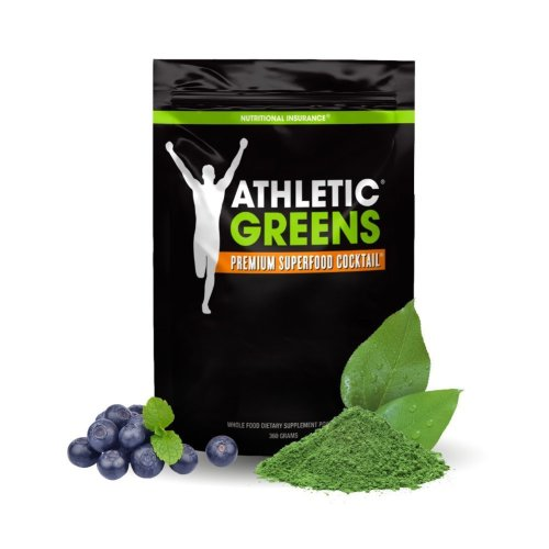 athletic greens protein powder