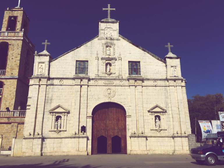 Saints Peter and Paul Church Bantayan