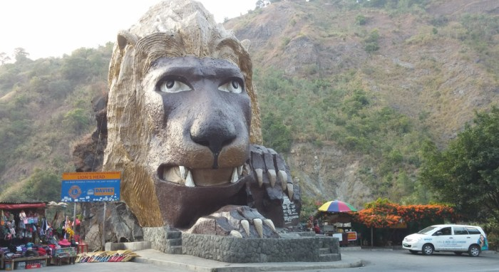 Lion's Head, Kennon Road