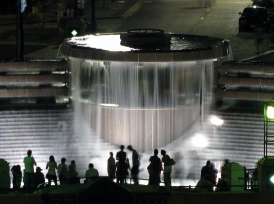 Centennial Fountain 5