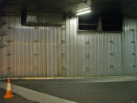 lower car deck