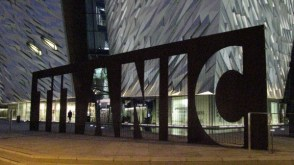 titanic center, belfast