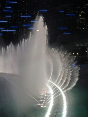 Ballegio fountain, Las Vegas