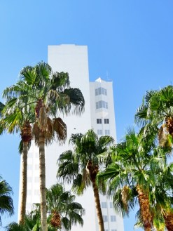 Tropicana tower, las vegas