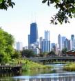 broadwalk city view