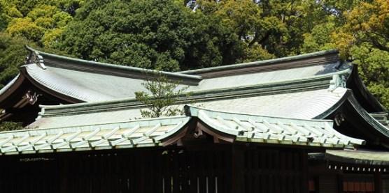 shrine roof