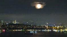 istanbul full moon