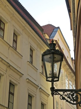 old town lamps