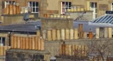 edinburgh chimneys