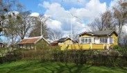 more garden cottages (kolonistugor)