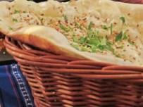 naan bread - rucola