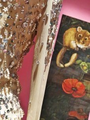dress and art