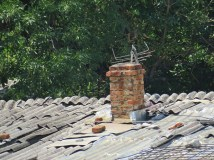 just a roof