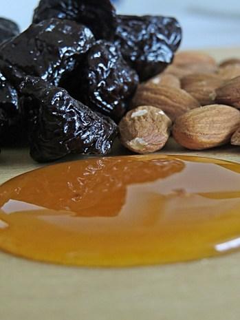 honey-prunes