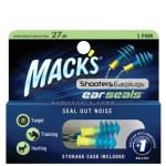 Review: Mack's Ear Seals Shooter Earplugs
