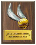 Bushmaster Adaptive Combat Rifle (ACR) Takes Golden Snitch Award