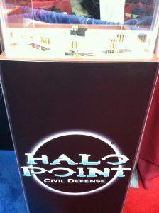 Halo Point Civil Defense Ammunition