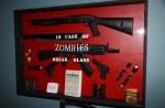 In case of Zombies, break glass