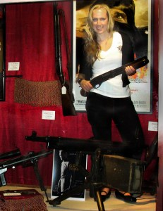 Wendy Cunningham, NRA National Firearms Museum