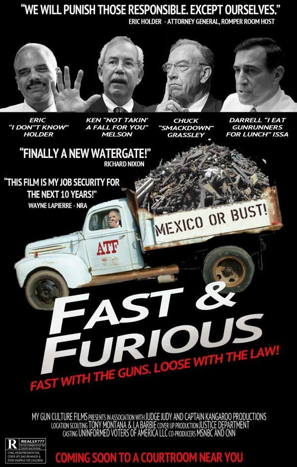 Operation Fast and Furious - The Movie