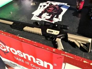 The Beautiful Beast: Crosman's Rogue .357 Air Rifle