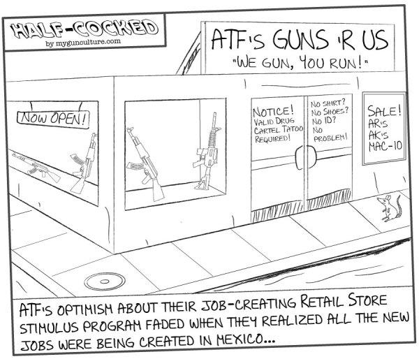 ATF's Failed Retail Store Stimulus Program...