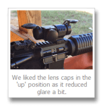 Review: Bushnell Zoom Dot Red Dot Sight