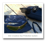Review: ESS Crossbow Eyeshields