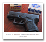 Ammo Test: Will Your Short Barrel 9mm Penetrate Heavy Clothing?