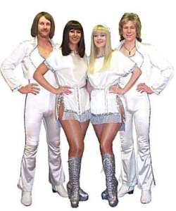 Erik Eklund, designer of the Hakim rifle, later went on to form the pop group ABBA.