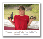 Top 8 Reasons National Take Your Daughter To The Range Day Won't Work Here