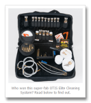 And The Winner of the OTIS Technology Elite Cleaning System Is…