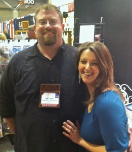 Bart and Lisa Looper of Looper Brand Holsters