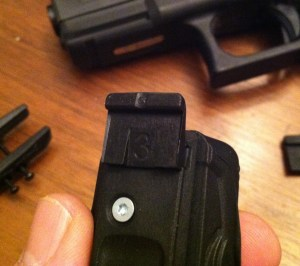 crimson trace rail master glock insert