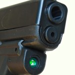 Crimson Trace Green Laserguard LG-452