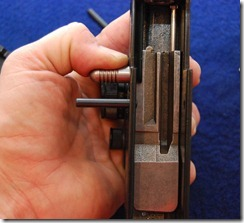 install bolt in ruger 10/22