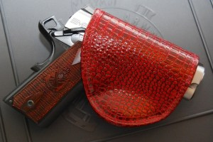 Pretty Dangerous Accessories Holster with Springfield Armory EMP 9mm