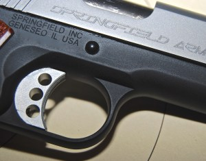 Springfield Armory EMP 9mm trigger